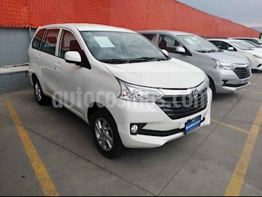 Foto venta Auto usado Toyota Avanza XLE Aut (2019) color Blanco precio $272,000