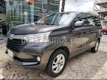 Foto Toyota Avanza XLE Aut usado (2017) color Gris precio $215,000