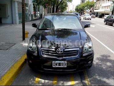 Foto venta Auto Usado Toyota Avensis - (2008) color Negro precio $220.000