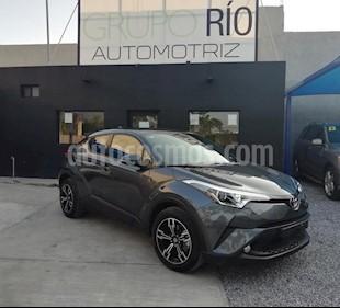 Foto venta Auto usado Toyota C-HR 2.0L (2018) color Grafito precio $325,000