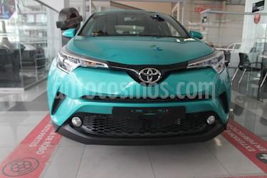 Foto venta Auto usado Toyota C-HR 2.0L (2018) color Verde Metalico precio $349,900