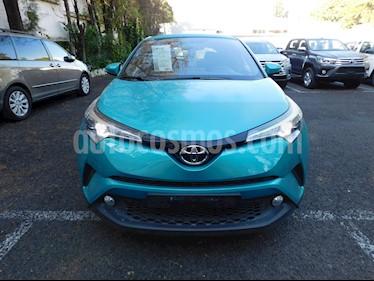 Foto venta Auto Seminuevo Toyota C-HR 2.0L (2018) color Verde precio $349,000