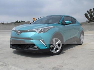Foto venta Auto usado Toyota C-HR 2.0L (2018) color Verde Metalico precio $340,000