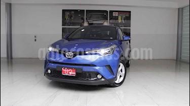 Foto venta Auto usado Toyota C-HR 2.0L (2019) color Azul precio $345,000