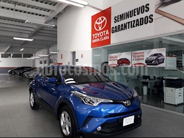 Foto venta Auto usado Toyota C-HR 2.0L (2019) color Azul precio $340,000