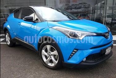 Toyota C-HR 2.0L usado (2019) color Azul precio $355,000