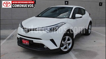 Toyota C-HR 4p CVT L4/2.0 Aut usado (2018) color Blanco precio $320,000