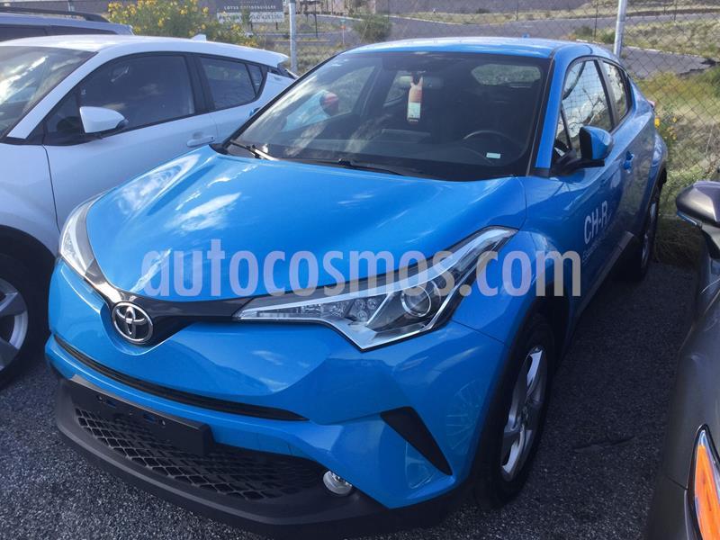 Toyota C-HR 2.0L usado (2019) color Azul precio $350,000
