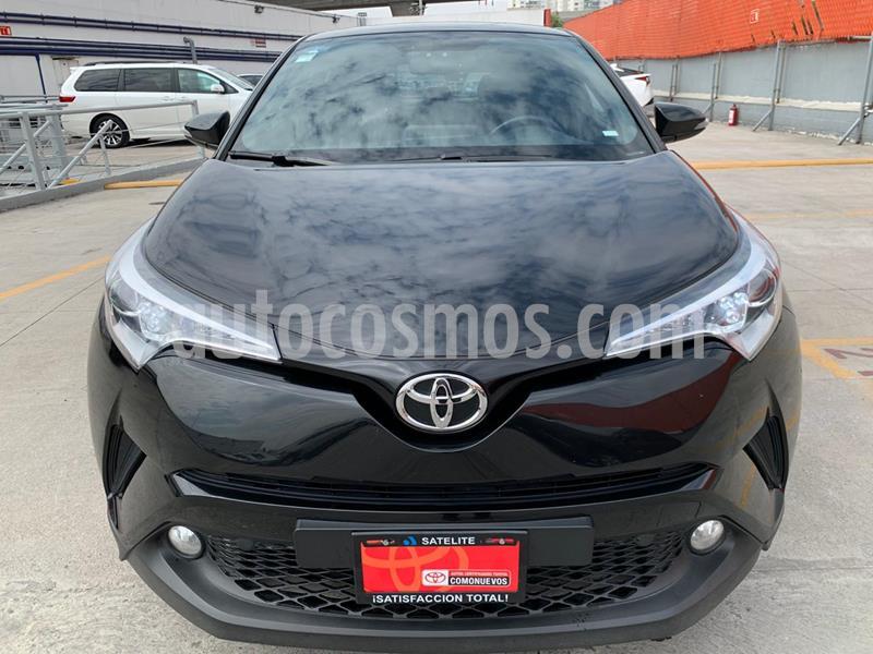 Toyota C-HR 2.0L usado (2018) color Negro precio $289,000