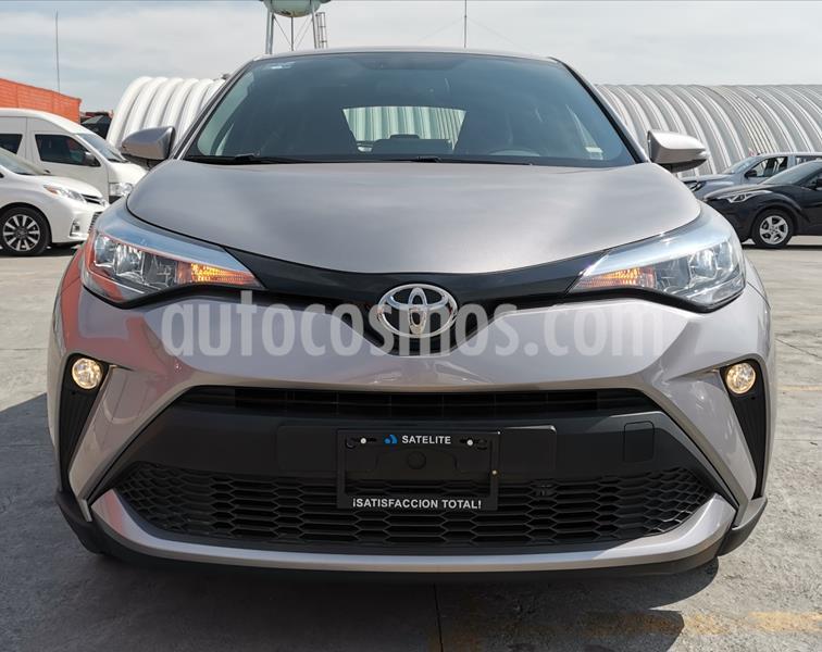 Toyota C-HR 2.0L usado (2020) color Plata precio $408,000