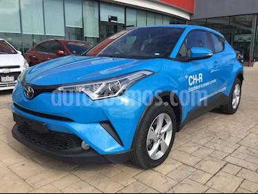 Toyota C-HR 2.0L usado (2019) color Azul precio $365,000