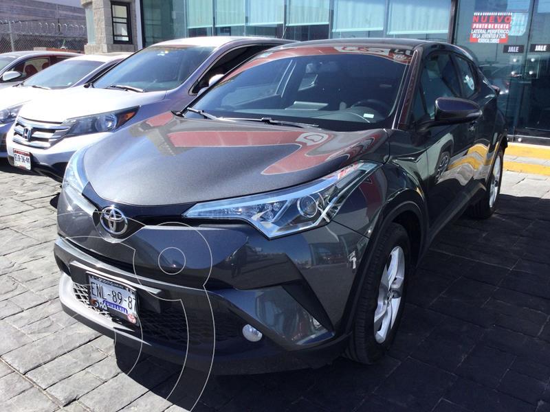 Toyota C-HR 2.0L usado (2019) color Gris Oscuro precio $338,000