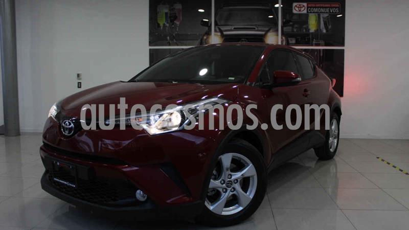 Toyota C-HR 2.0L usado (2019) color Rojo precio $335,000