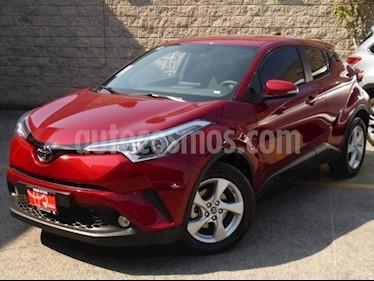 Toyota C-HR 4P CVT L4/2.0 AUT usado (2019) color Rojo precio $330,000