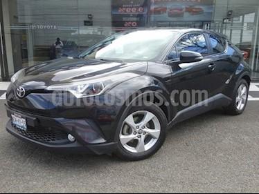 Toyota C-HR 2.0L usado (2018) color Negro precio $310,000