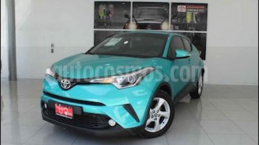 Toyota C-HR 4p CVT L4/2.0 Aut usado (2018) color Verde precio $340,000