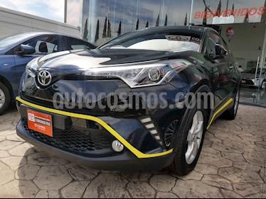 Toyota C-HR 4p CVT L4/2.0 Aut usado (2019) color Negro precio $350,000