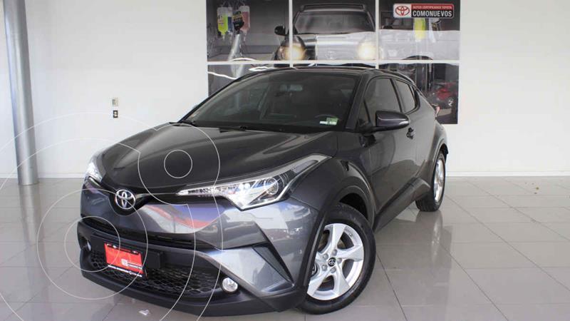 Foto Toyota C-HR 2.0L usado (2019) color Gris precio $395,000