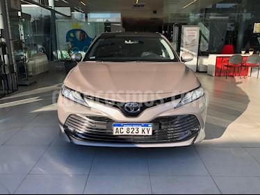 Foto venta Auto usado Toyota Camry 2.4 L4 Aut (2018) color Beige precio $1.850.000