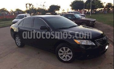 Foto venta Auto usado Toyota Camry 2.4 L4 Aut (2008) color Negro precio $328.000