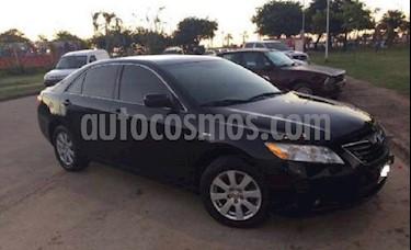 Foto venta Auto usado Toyota Camry 2.4 L4 Aut (2008) color Negro precio $398.000