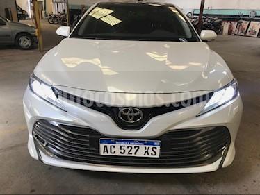 Foto venta Auto usado Toyota Camry 3.5 Aut (2018) color Blanco precio $1.790.000