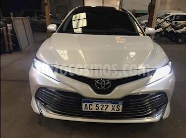 Foto venta Auto usado Toyota Camry 3.5 Aut (2018) color Blanco precio $1.750.000