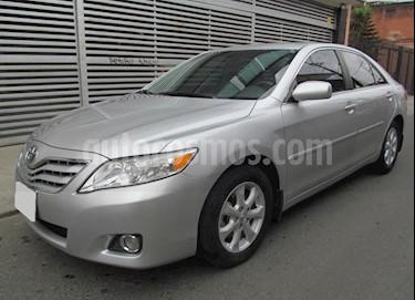 Toyota Camry 4 Cil Autom. usado (2011) color Plata precio $18.000.000