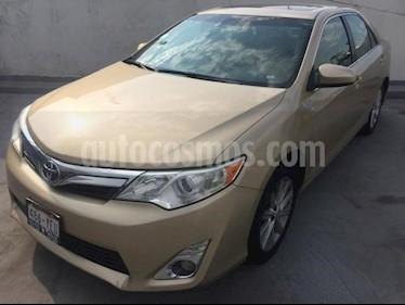 Foto venta Auto usado Toyota Camry 4p XLE L4/2.5 Aut (2012) color Beige precio $145,000