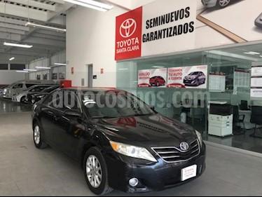 Foto venta Auto usado Toyota Camry 4p XLE V6/3.0 Aut (2011) color Negro precio $139,000