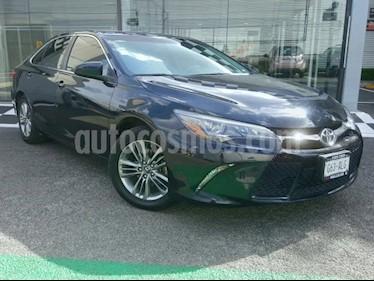Foto Toyota Camry 4p XSE V6/3.5 Aut usado (2017) color Negro precio $300,000