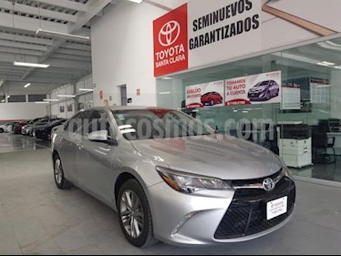 Foto venta Auto usado Toyota Camry 4p XSE V6/3.5 Aut (2017) color Plata precio $325,000