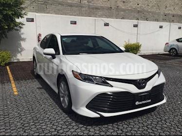 Foto venta Auto usado Toyota Camry CAMRY LE L4 (2018) color Blanco precio $330,000