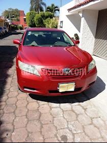 Foto venta Auto usado Toyota Camry LE 2.4L (2007) color Rojo precio $89,000