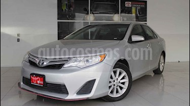 Foto Toyota Camry LE 2.5L usado (2014) color Plata precio $173,000