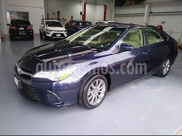 Foto venta Auto usado Toyota Camry LE 2.5L (2015) color Azul precio $189,000