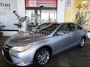 Foto venta Auto Seminuevo Toyota Camry LE 2.5L (2017) color Plata precio $295,000