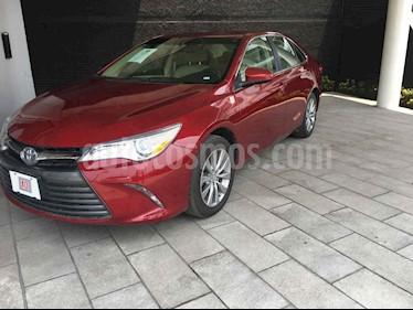 Foto venta Auto usado Toyota Camry LE 2.5L (2017) color Rojo precio $290,500