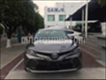 Toyota Camry LE usado (2018) color Gris Oscuro precio $299,000