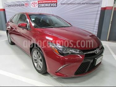Toyota Camry XSE 3.5L V6 usado (2015) color Rojo precio $235,000