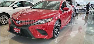 Toyota Camry 4P XLE L4/2.5 AUT usado (2019) color Rojo precio $430,000
