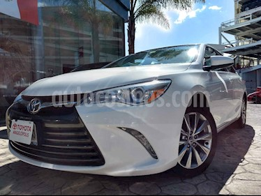 Toyota Camry 4p XLE L4/2.5 Aut Navi usado (2016) color Blanco precio $250,000
