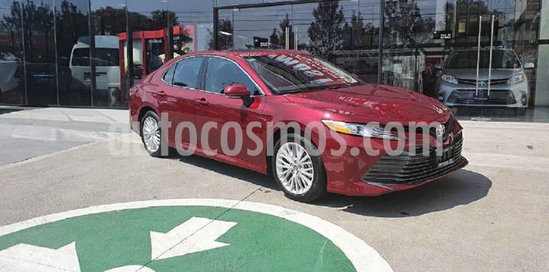 Toyota Camry XLE 2.5L Navi usado (2020) color Rojo precio $470,000