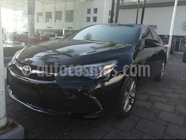 Toyota Camry XSE V6 usado (2016) color Negro precio $269,000