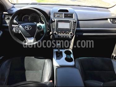 Toyota Camry XLE 3.5L V6 usado (2012) color Blanco precio $160,000