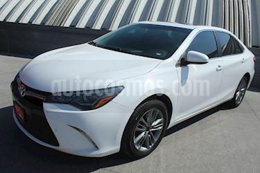 Toyota Camry XSE 3.5L V6 usado (2015) color Blanco precio $229,000