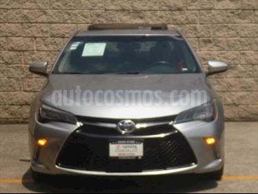 Toyota Camry 4P XSE V6 TA CLIMATRONIC PIEL QC GPS usado (2017) color Plata precio $260,000