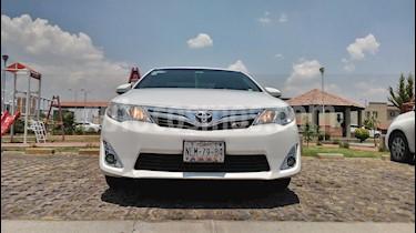 Toyota Camry XLE 2.5L Navegacion usado (2012) color Blanco precio $168,000