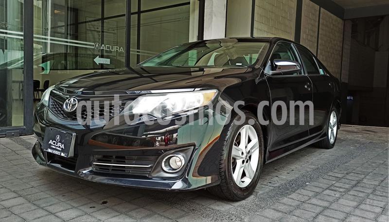 Toyota Camry SE 3.5L V6 usado (2012) color Negro precio $179,000