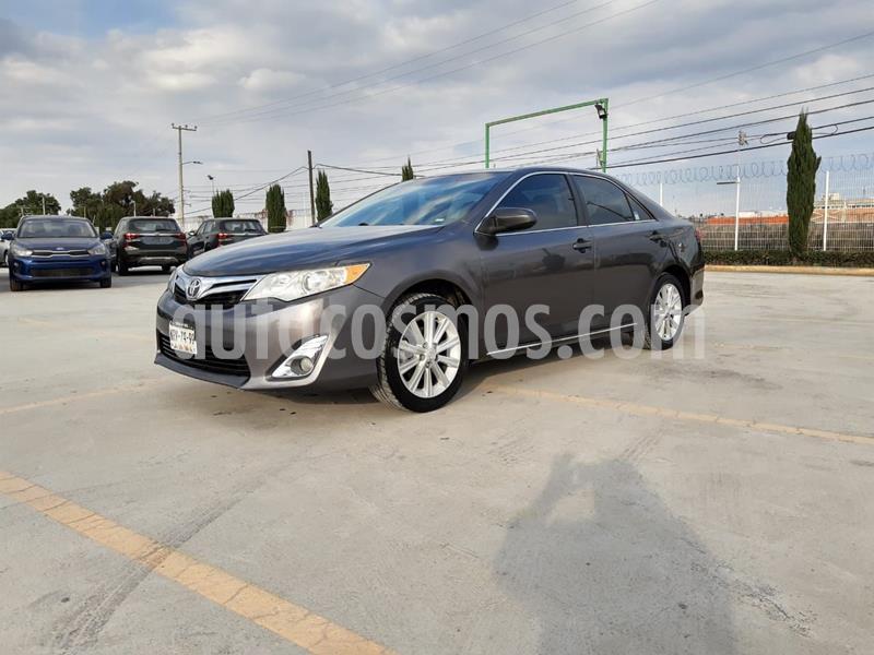 Toyota Camry XLE V6 usado (2014) color Cafe precio $189,000